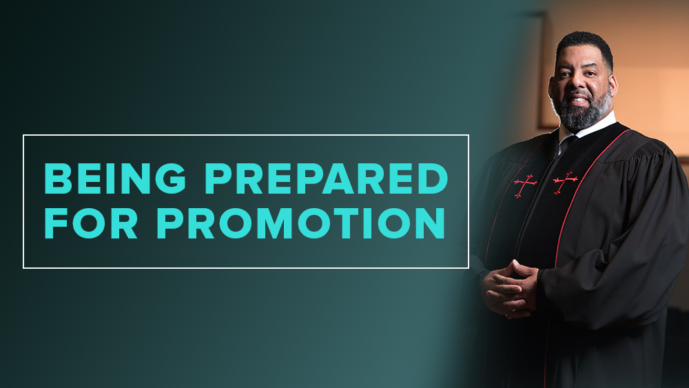 Being Prepared For Promotion Image