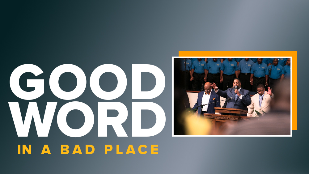 Good Word In A Bad Place Image