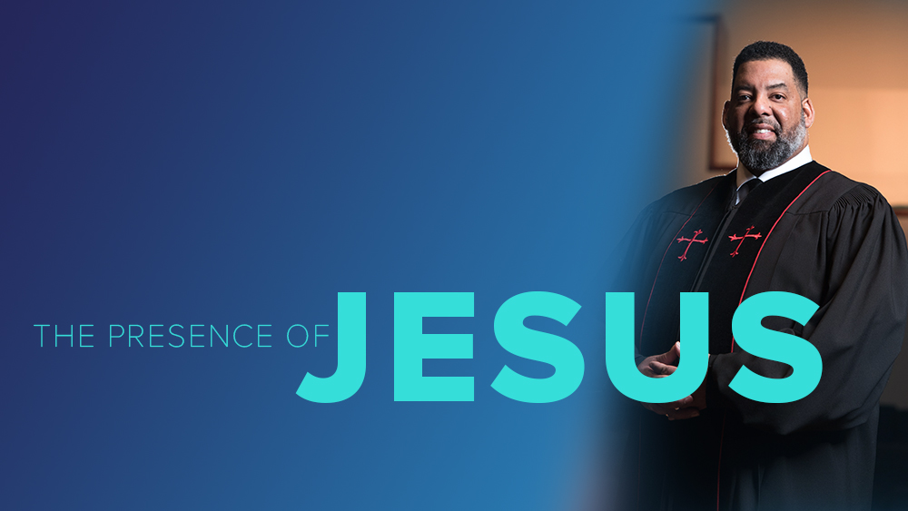 The Presence of  Jesus Image